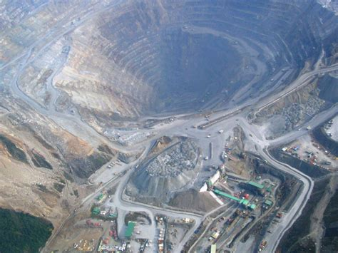 the freeport mine sits on some of the world s richest gold reserves