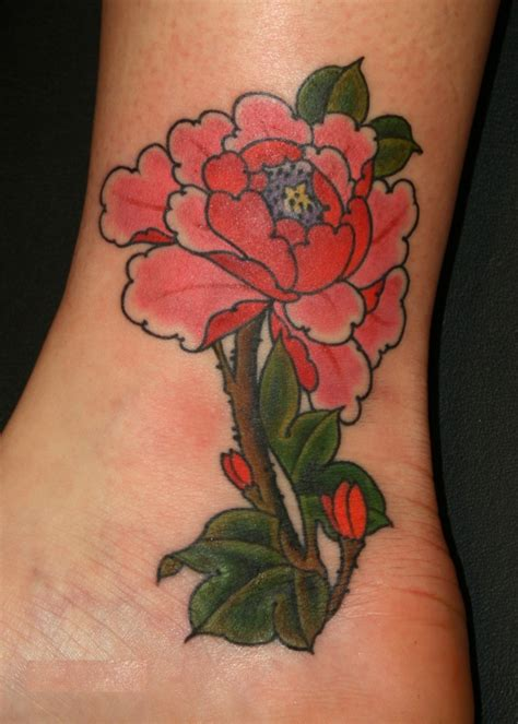 chinese flower tattoo pictures to pin on pinterest