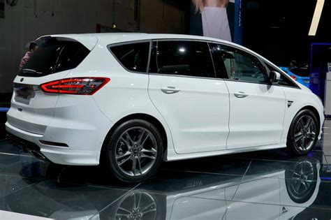 Reimport Ford S Max by Ford S Max 2 0 Ecoboost 176kw St Line Automatik Benzin