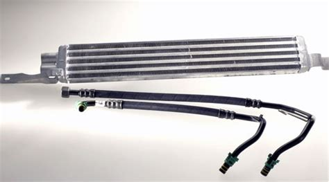 oil cooler xc   automatic transmission
