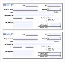 Template For Payment Receipt Best Photos Of Payment Receipt Template Word Payment