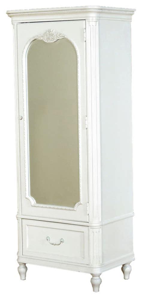 kids white armoire shop houzz universal universal smartstuff youth armoire