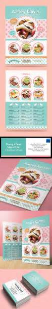 cake business card template pastry cake flyer business card pastries cakes and
