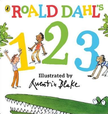 Counting Board Book roald dahl s 123 counting board book roald dahl