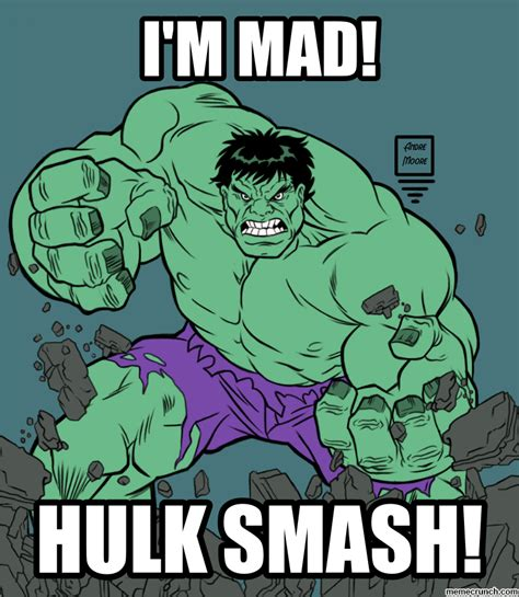 Hulk Smash Memes - hulk smash meme quotes