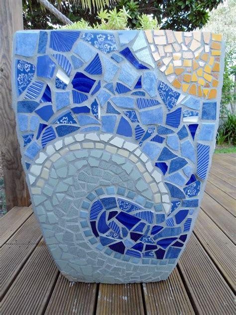 mosaik fliesen spiegel 1515 brainstorm em s mosaic pots mosaic mosaik