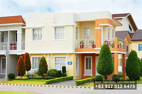 diana house lancaster new city cavite diana house and lot for sale