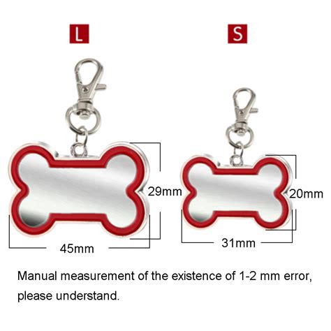 free puppies in idaho מוצר bone shape custom pet tag personalized engraved dogs id tags free hook