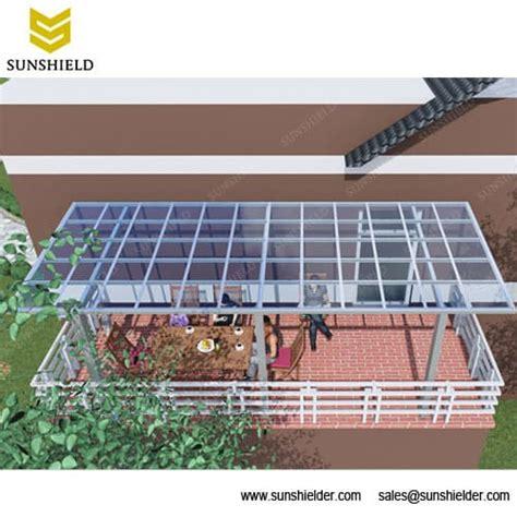 Prefab Patio Cover   Custom Aluminum   Sunnshield Porch Cover