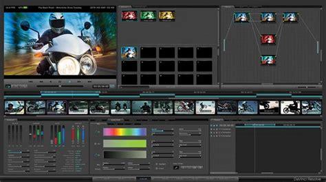 Software Edit 21 Edius 5 Sony Vegas Pro Cyberlink Adobe blackmagic design davinci resolve lite videomaker