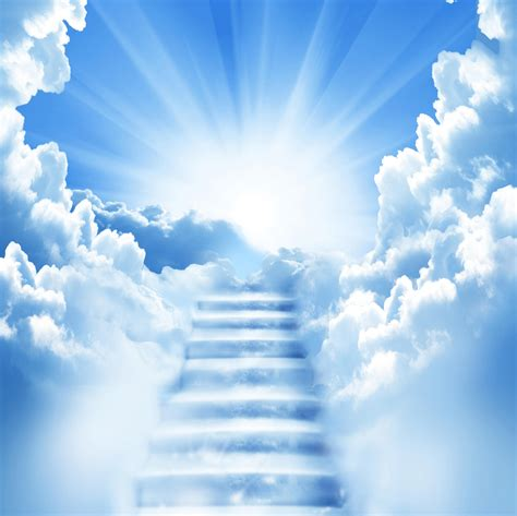 angelus funeral home heaven stairs noir vilaine