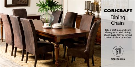 Home Decorators Chairs by Coricraft Dining Room Made For You By Coricraft