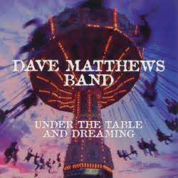 Under The Table Lyrics Dave Matthews Band Under The Table And Dreaming Lyrics