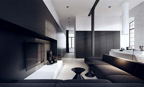 minimalist loft minimalist loft in lodz loftenberg