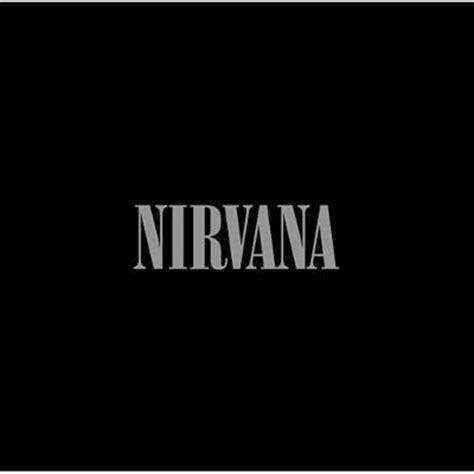 nirvana best song nirvana best nirvana hmv books 493523