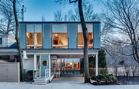 the houes house of the week wolf house in toronto by barton myers
