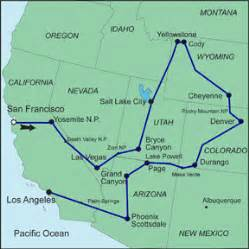 self drive road trips auto tours usa