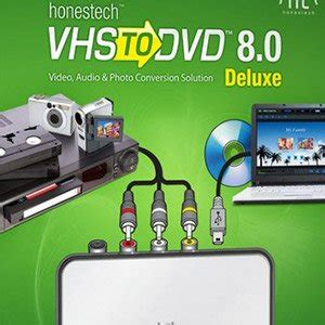 cassette to dvd convert cassette to dvd with honestech vhs to dvd 8