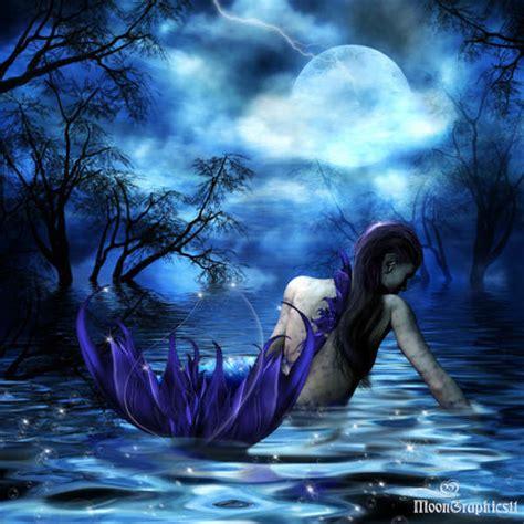 imagenes hermosas zen animadas la mirada sirenas