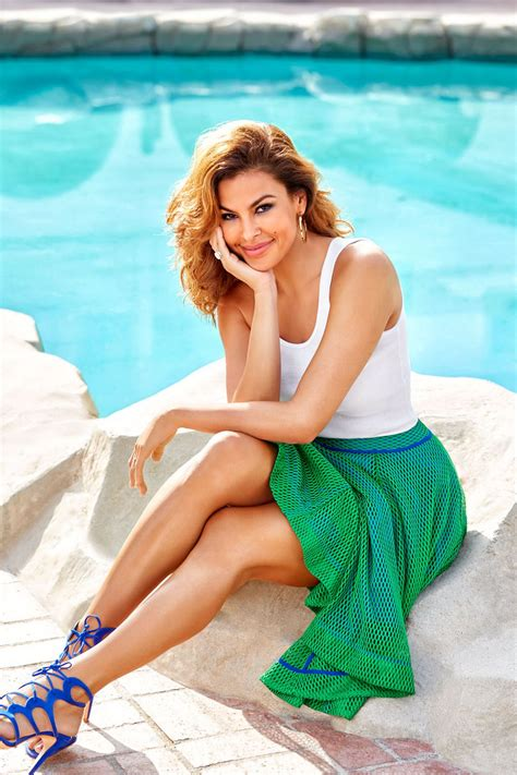 eva mendes eva mendes photoshoot for shape 2017