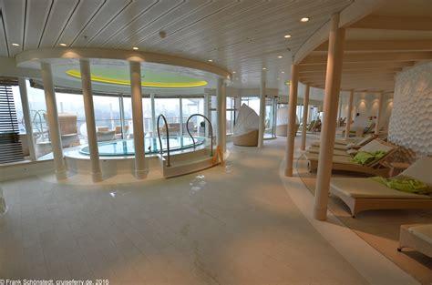 organic spa aidaprima an bord der aidaprima aida kreuzfahrten aida cruises