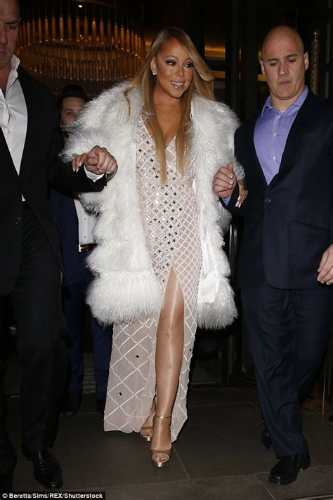 Careys Fur Coat Is Lost In The Mail by Carey Travels By River To O2 Arena Gig