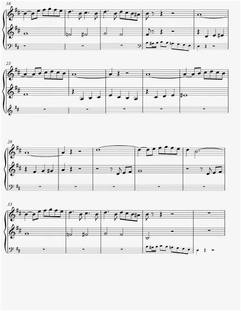 partitura para completar la vida es bella eduplaneta musical el lenguaje musical de f 225 tima partitura para completar