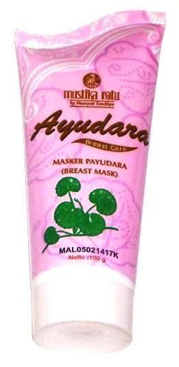 Sariayu Masker Payudara by Produk Mustika Ratu Masker Payudara Syedzana