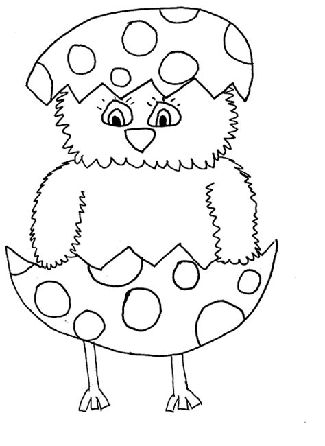 easter coloring pages for 2 year olds civciv boyama sayfaları part 7