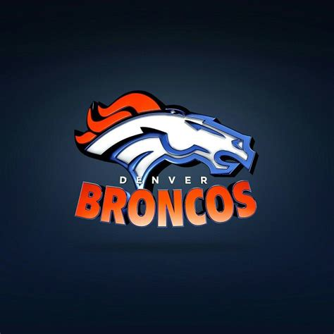 denver broncos colors best 25 denver broncos logo ideas on denver