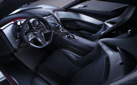 corvette stingray interior chevrolet corvette stingray concept interior wallpaper