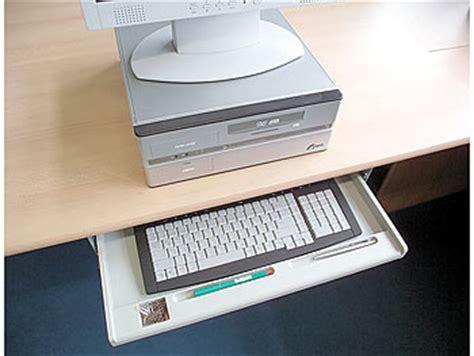 schublade unterm schreibtisch general office tastaturschublade tastatur schublade f 252 r