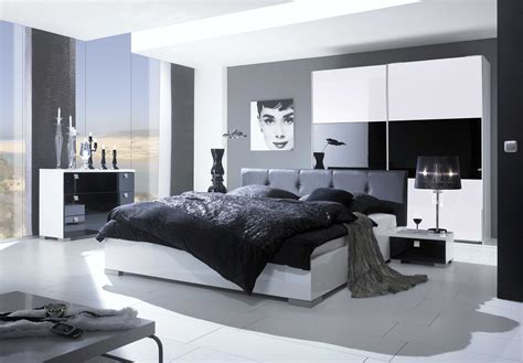 master bedroom black and white color black and white master bedroom design home combo