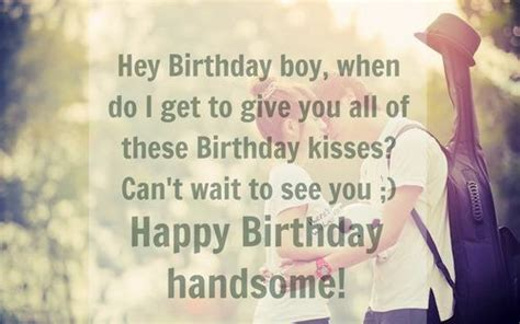Happy Birthday Quotes To Boyfriend The 85 Romantic Happy Birthday To My Boyfriend Wishes And
