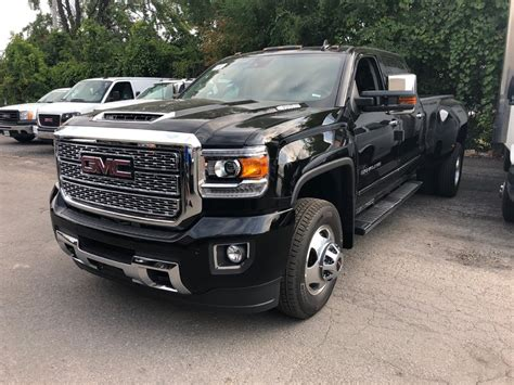 2019 Gmc 3500 Dually Denali by New 2019 Gmc 3500hd Denali Sunroof For Sale