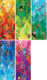 Ideas Design For Colorful Quilts Concept Brand New Follow Up Xxii Olympic Winter