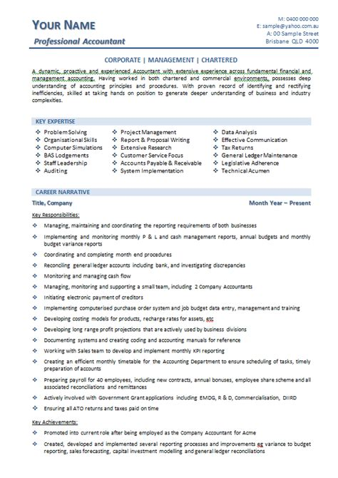 best sle resume format for accountant cv template for chartered accountants choice image certificate design and template