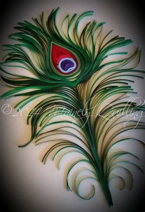 paper quilling peacock feather tutorial 468 best peacock quilled images on pinterest paper