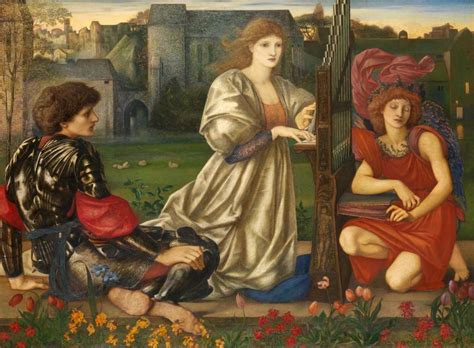 famous pre raphaelite brotherhood history paintings list