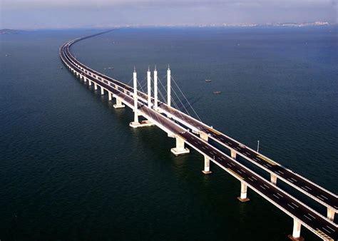 qingdao bridge my travels my experiences world s longest cross sea bridge