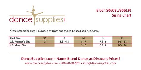ballet slipper sizing bloch eclipse canvas ballet slippers