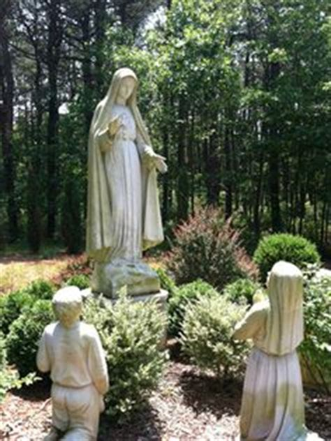 outdoor light up rosary rosary walk on rosaries the rosary and