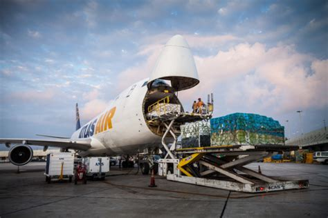 strong industry future  freighters atlas air cco