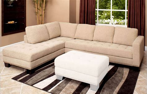 abbyson living claridge fabric sectional abbyson living claridge fabric sectional sofa ab ci d10357