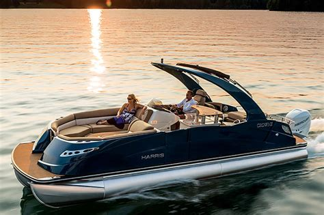 pontoon boats for sale by me 2016 new harris crowne sl 250 pontoon boat for sale