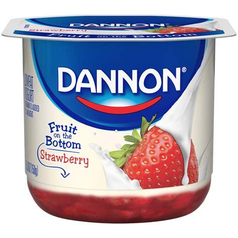 fruit yogurt brands dannon dannon foodservice