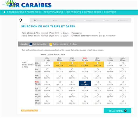 air caraibes reservation si鑒e air caraibes compagnies a 201 riennes comparateur de