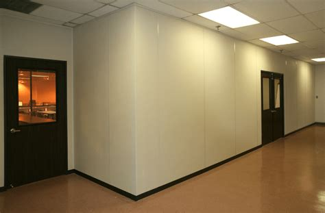 Modular Office Walls by Movable Walls A Wall Building Systems