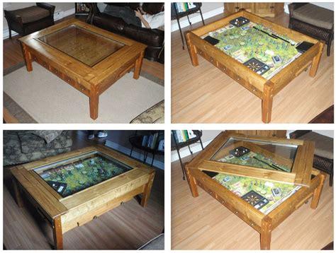 custom table room room ideas