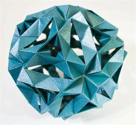 Origami Platonic Solids - 17 best images about origami on geometric